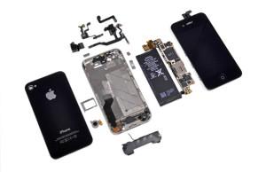 iphone 4s ремонт