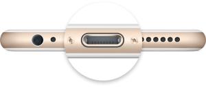 Зарядка устройств iPhone, iPad и iPod touch