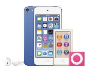 Замена iPod по гарантии Apple