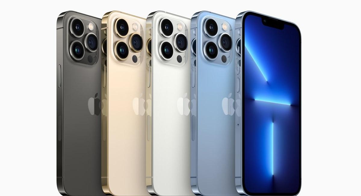Apple представляет iPhone 13 Pro и iPhone 13 Pro Max