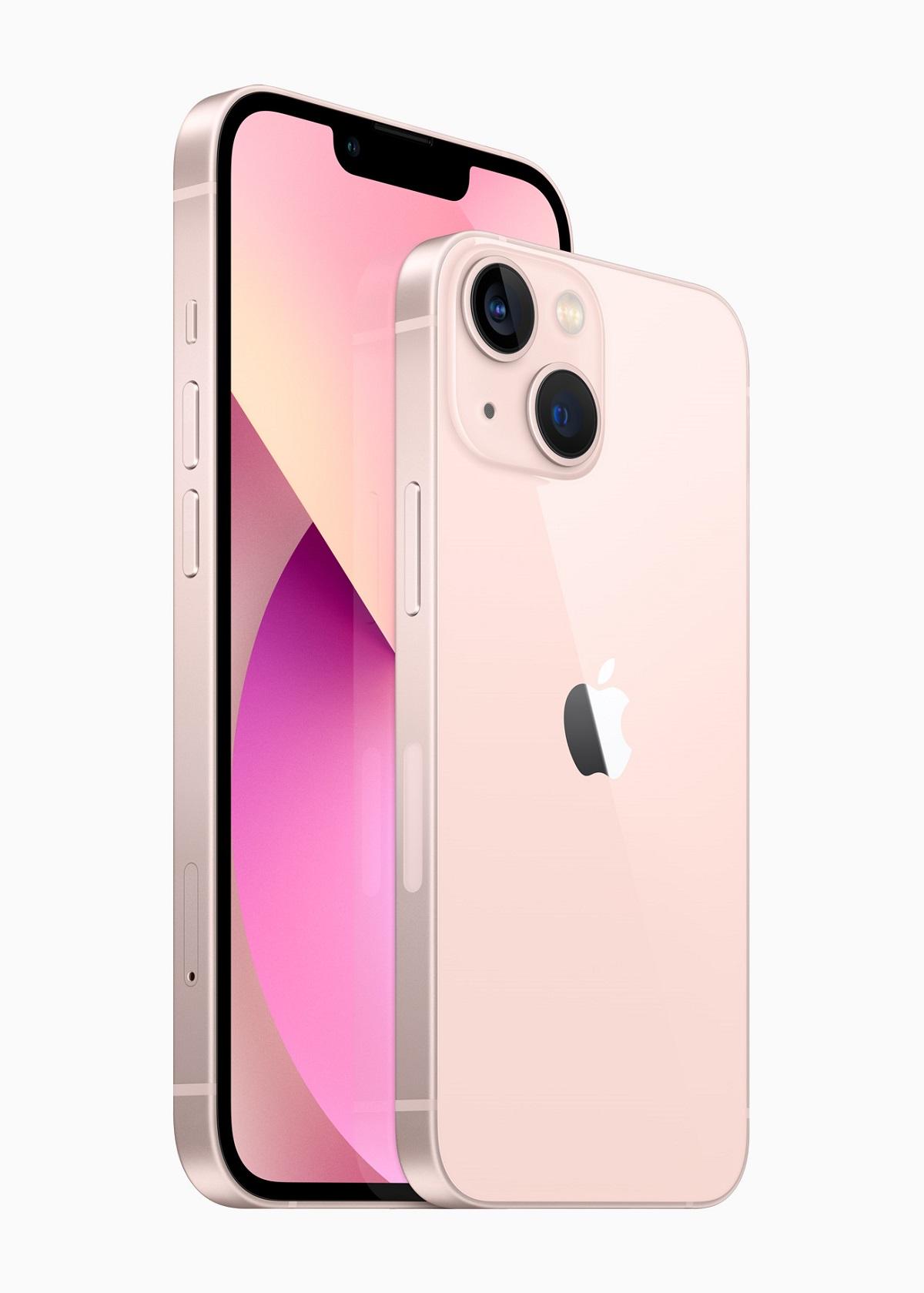 В iPhone 13 и iPhone 13 mini представлены важные технологические инновации, в том числе самая передовая система с двумя камерами, когда-либо существовавшая на iPhone, мощный чип и впечатляющий скачок времени автономной работы.