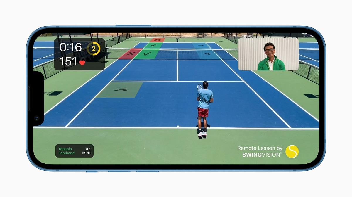 A15 Bionic - это движок iPhone 13 и iPhone 13 mini, с усовершенствованиями, которые позволят разработчикам делать еще больше в своих приложениях.