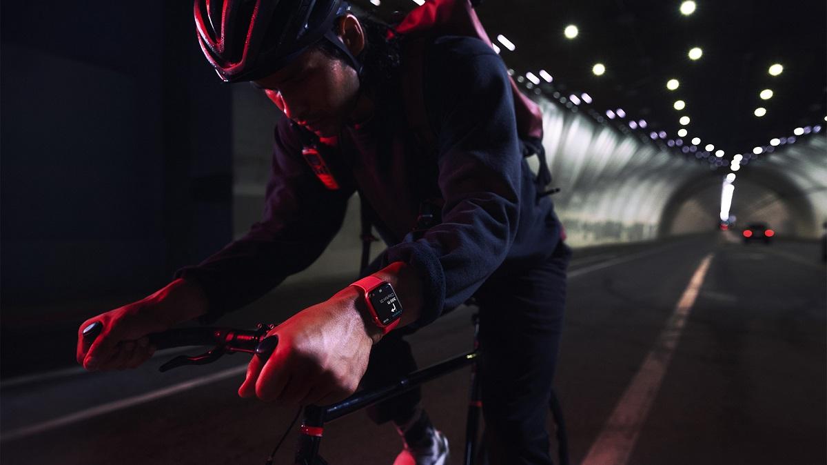 watchOS 8 открывает новые возможности для всех, кто ездит на велосипеде.
