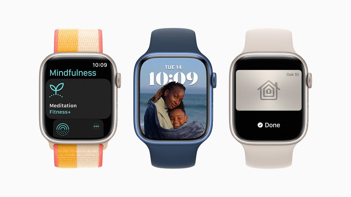 watchOS 8 уже доступна